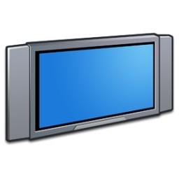 ハードウェアのプラズマ テレビ 1 無料アイコン 64 37 Kb 無料素材イラスト ベクターのフリーデザイナー