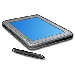ハードウェアのタブレット Pc 無料アイコン 64 08 Kb 無料素材イラスト ベクターのフリーデザイナー