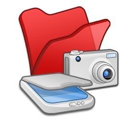 フォルダー赤スキャナー カメラ無料アイコン 102 56 Kb 無料素材イラスト ベクターのフリーデザイナー