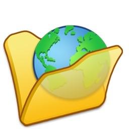 黄色いフォルダー インターネット無料アイコン 106 19 Kb 無料素材イラスト ベクターのフリーデザイナー