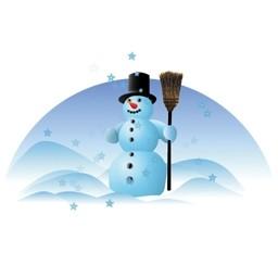 雪だるま無料アイコン 66 99 Kb 無料素材イラスト ベクターのフリーデザイナー