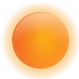 太陽無料アイコン 13 Kb 無料素材イラスト ベクターのフリーデザイナー