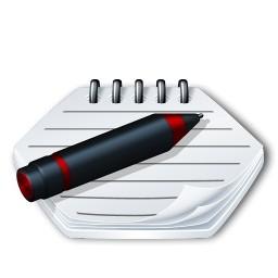 システム メモ帳無料アイコン 74 06 Kb 無料素材イラスト ベクターのフリーデザイナー