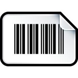 バーコード無料アイコン 52 58 Kb 無料素材イラスト ベクターのフリーデザイナー