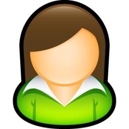 オフィスの女の子無料アイコン 79 67 Kb 無料素材イラスト ベクターのフリーデザイナー