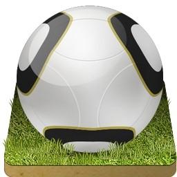 サッカー ボール草無料アイコン 153 62 Kb 無料素材イラスト ベクターのフリーデザイナー