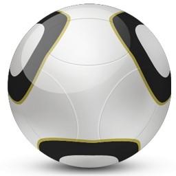サッカー ボールの無料アイコン 106 95 Kb 無料素材イラスト ベクターのフリーデザイナー