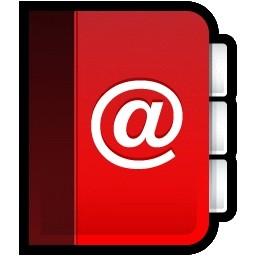 アドレス帳無料アイコン 43 13 Kb 無料素材イラスト ベクターのフリーデザイナー