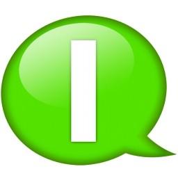 緑の吹き出しの無料アイコン 70 44 Kb 無料素材イラスト ベクターのフリーデザイナー