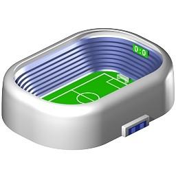 スタジアム無料アイコン 75 Kb 無料素材イラスト ベクターのフリーデザイナー
