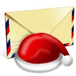 サンタの手紙無料アイコン 98 02 Kb 無料素材イラスト ベクターのフリーデザイナー