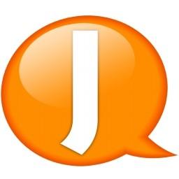 音声バルーン オレンジ J 無料アイコン 60 60 Kb 無料素材イラスト ベクターのフリーデザイナー
