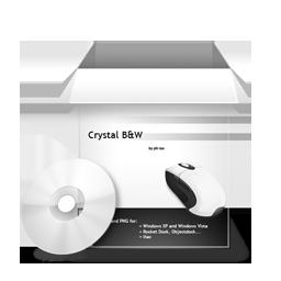 モノクロ効果クリスタル シリーズ透明な Png 形式のアイコン 1 無料素材イラスト ベクターのフリーデザイナー