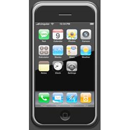 アップルの Iphone 携帯電話アイコン透明 Png 無料素材イラスト ベクターのフリーデザイナー