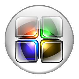 結晶効果ソフトウェア アイコン Png の Office ファミリ 無料素材イラスト ベクターのフリーデザイナー