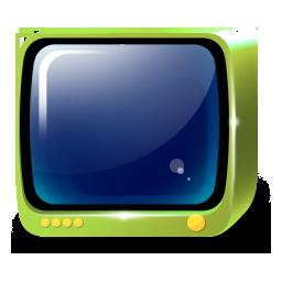 グリーン テレビ アイコン Png 無料素材イラスト ベクターのフリーデザイナー