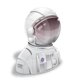 宇宙飛行士無料アイコン 85 90 Kb 無料素材イラスト ベクターのフリーデザイナー