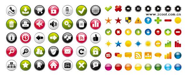 ラジオ ボタンのアイコンのベクター素材 | 無料素材 ...: free-designer.net/archive/entry5484.html