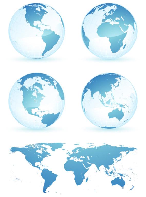 地図 無料素材イラストベクターのフリーデザイナー