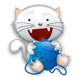猫 無料素材イラスト ベクターのフリーデザイナー