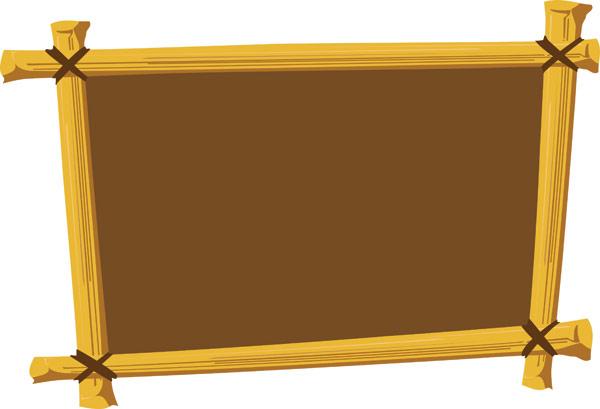 木枠のベクター素材 無料素材イラストベクターのフリーデザイナー
