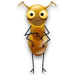 蟻のイラスト これらのアイコンは無料です