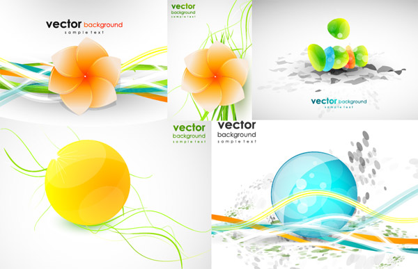 Line Vector Shapes
