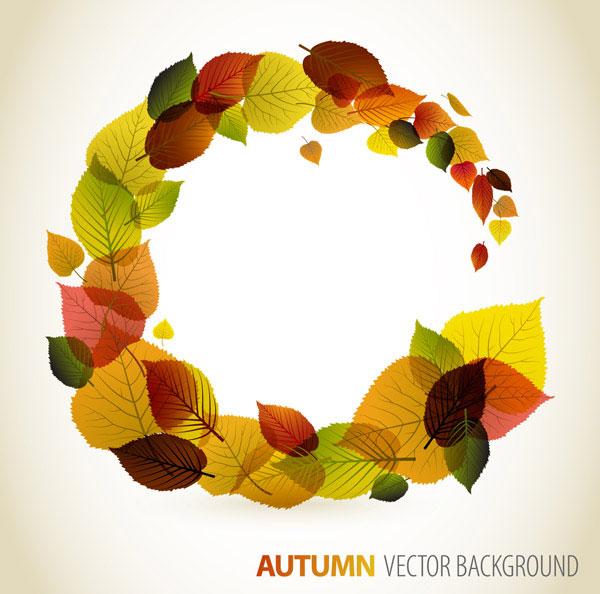 Vector Autumn Leaf Designs