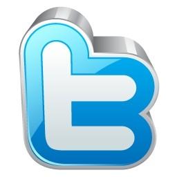 Twitter の 3 D フロント無料アイコン 55 08 Kb 無料素材イラスト ベクターのフリーデザイナー