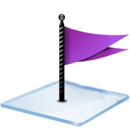 Windows 7 旗紫無料アイコン 70 28 Kb 無料素材イラスト ベクターのフリーデザイナー