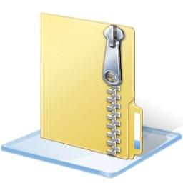 Windows 7 Zip 無料アイコン 95 25 Kb 無料素材イラスト ベクターのフリーデザイナー