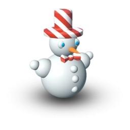雪だるま無料アイコン 63 11 Kb 無料素材イラスト ベクターのフリーデザイナー
