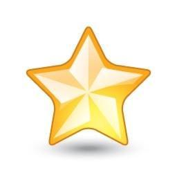 星の無料アイコン 47 14 Kb 無料素材イラスト ベクターのフリーデザイナー