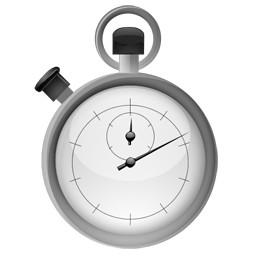目覚まし時計の Vista のアイコン 無料のアイコン 無料素材イラスト ベクターのフリーデザイナー