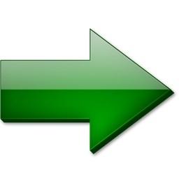 緑の右向き矢印 Vista のアイコン 無料のアイコン 無料素材イラスト ベクターのフリーデザイナー