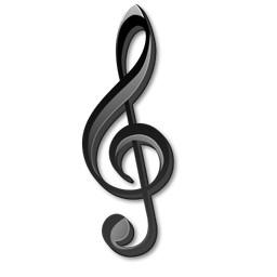 音符の Vista のアイコン 無料のアイコン 無料素材イラスト ベクターのフリーデザイナー