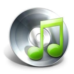 光の緑の Cd 音楽 Vista のアイコン 無料のアイコン 無料素材イラスト ベクターのフリーデザイナー