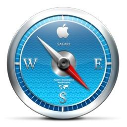 青リンゴ コンパス Vista のアイコン 無料のアイコン 無料素材イラスト ベクターのフリーデザイナー
