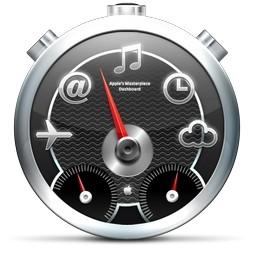 黒多機能時計 Vista のアイコン 無料のアイコン 無料素材イラスト ベクターのフリーデザイナー