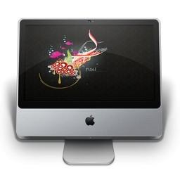 アップル Lcd モニター Vista のアイコン 無料のアイコン 無料素材イラスト ベクターのフリーデザイナー