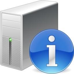 コンピューター ケース情報 Vista のアイコン 無料のアイコン 無料素材イラスト ベクターのフリーデザイナー
