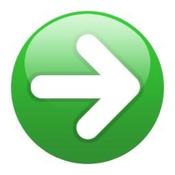 グリーン グローブ右矢印 Vista のアイコン 無料のアイコン 無料素材イラスト ベクターのフリーデザイナー